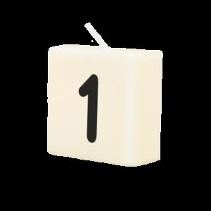 Letterkaarsje - 1