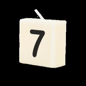 Letterkaarsje - 7
