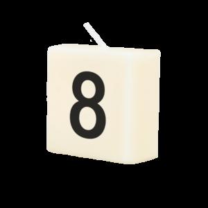 Letterkaarsje - 8