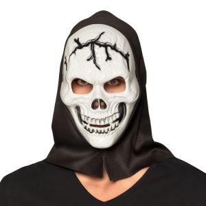 Masker Schedel Piraat Goud