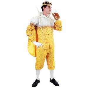Bier kostuum Prins Carnaval