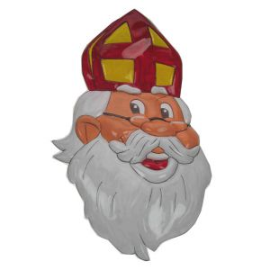 Wanddeco Sinterklaas