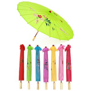 Chinese Paraplu met opdruk