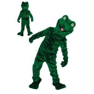 Mascotte Kikker Kostuum