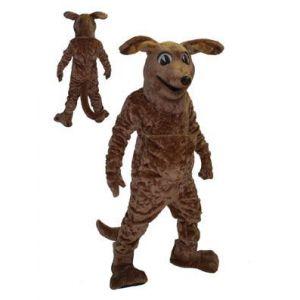 Mascotte Kangaroo Kostuum