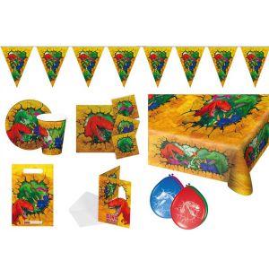 Feestpakket Dino