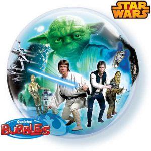 Folieballon bubbles Star Wars