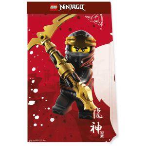 Uitdeelzakjes Lego Ninjago