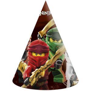 Feesthoedjes Lego Ninjago