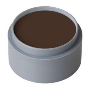 Grimas Water Make-Up N1 Zwart-bruin