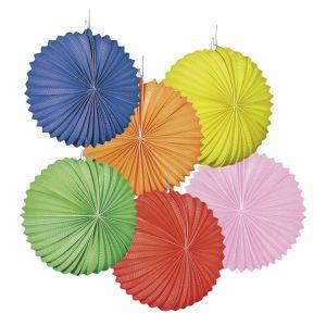 Ballon Lampion Assorti (12 stuks)