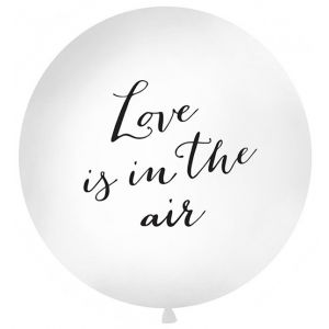 Reuze Ballon Love is in the Air 100 cm
