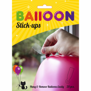 Ballon plakkers