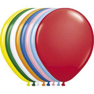 Latex Ballonnen 13 cm mix kleuren (20 stuks)