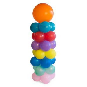 Ballon Pilaar met pin