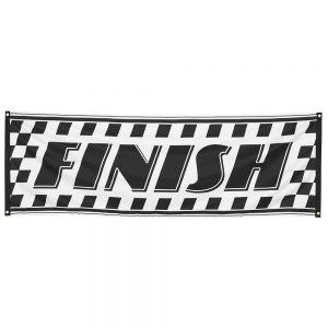 Banner Finish