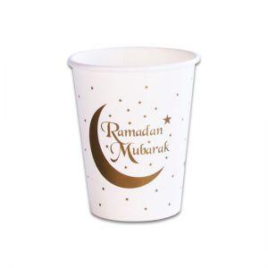 Bekertjes Ramadan Mubarak