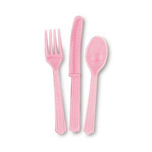 Bestek Baby Roze 18 stuks