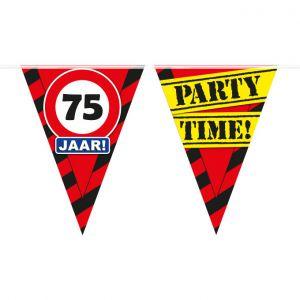 Party Vlaggenlijn 75 jaar