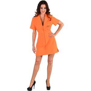 Boef jurk Oranje