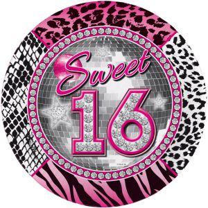 Servetten Sweet 16