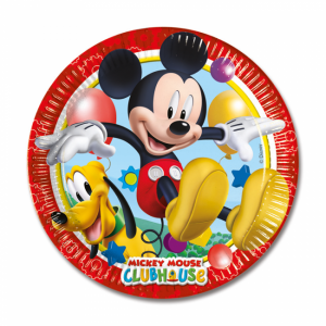 Bordjes Mickey Mouse Clubhouse