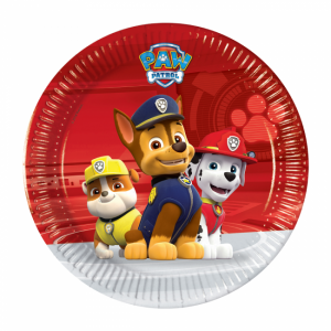 Bordjes Paw Patrol Chase, Marshall & Rubble