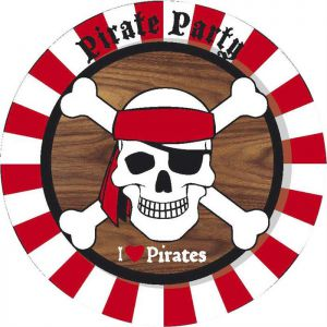 Bordjes Piraat