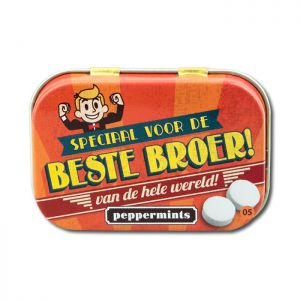 Mini Mints - Beste Broer