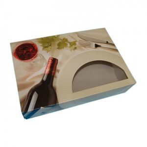Cateringdoos Bordeaux 10 stuks