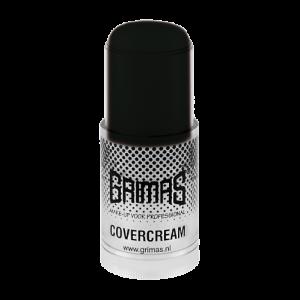 Grimas Covercream 23ml - 101 Theater/TV/Video