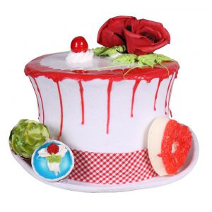 Cupcake hoed laag