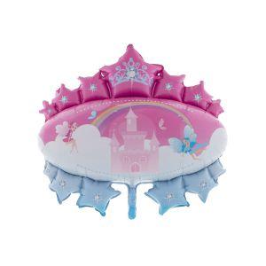 Folieballon Prinses