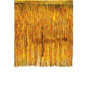 Deurgordijn folie Zilver 2.45 m x 3 m