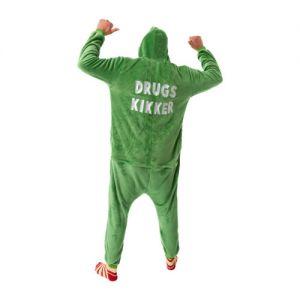 Kikker kostuum 'Drugs Kikker'