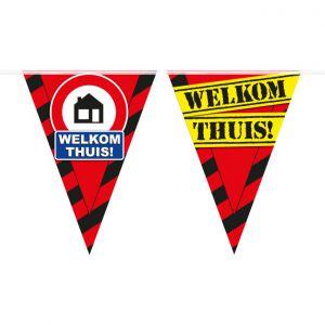 Party Vlaggenlijn Welkom Thuis
