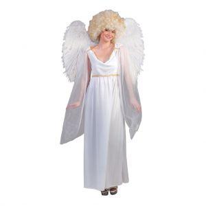 Engelen vleugels Wit 35cm