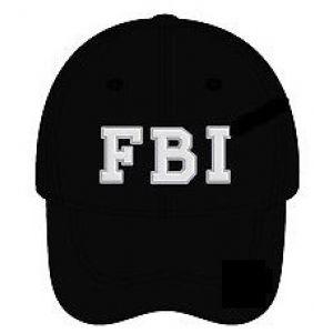 Baseball pet Fbi