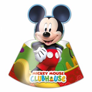Feesthoedjes Mickey Mouse Clubhouse