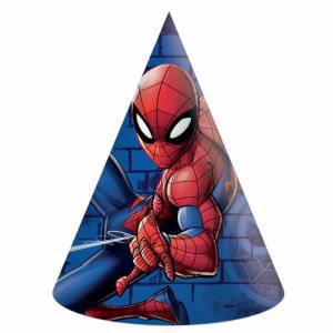 Spiderman Feesthoedjes
