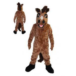 Mascotte Paard Kostuum