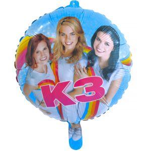 Folieballon K3