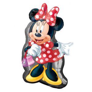 Folieballon Minnie Mouse Supershape XL