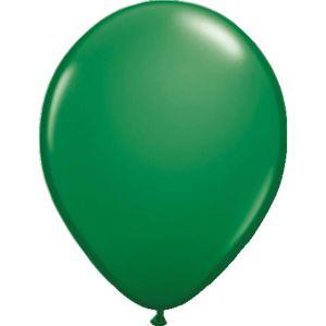 Ballonnen nr. 14 Groen Metallic (10 stuks)
