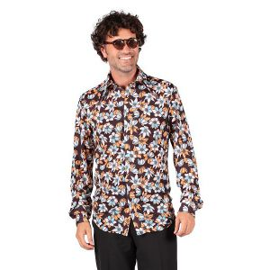 Hawaii Blouse Flowers