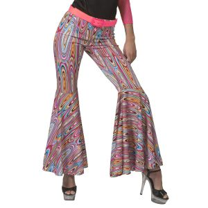 Hippie Broek gekleurd