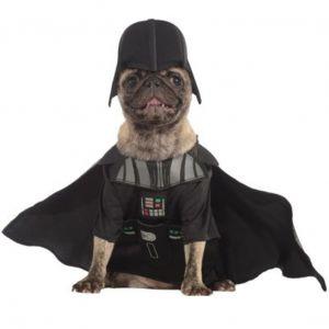 Honden Kostuum Star Wars Darth Vader