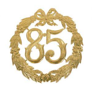 Jubileum Bord 85 Jaar