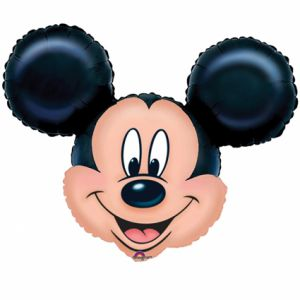 Gevulde Folieballon Mickey Mouse Supershape XL