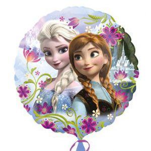 Gevulde Folieballon Frozen
